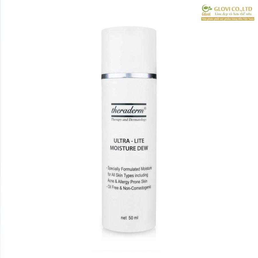 Kem dưỡng ẩm cao cấp- Theraderm Ultra-lite Moisture Dew
