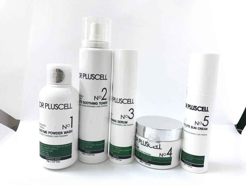 Image result for Mỹ phẩm Dr Pluscell